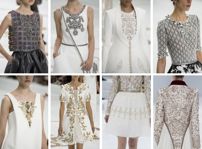 blouses and skirts