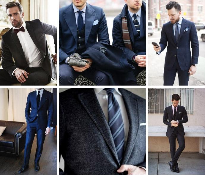 tie dark